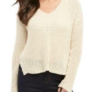 NWT Eileen Fisher linen sweater